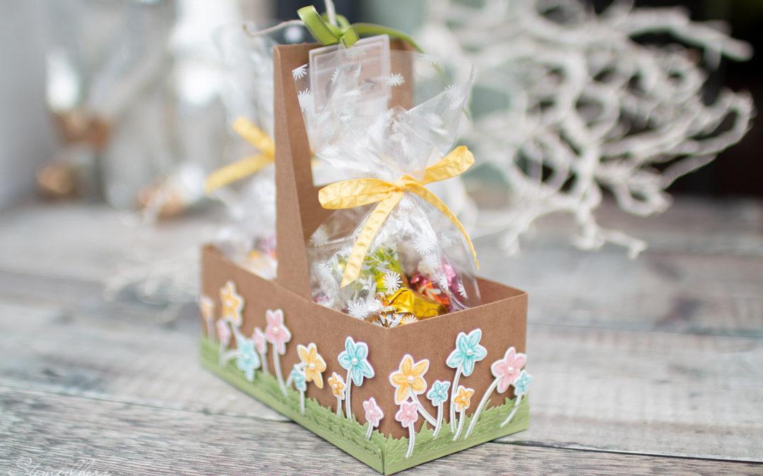Mini-Becherhalter Blumenwiese