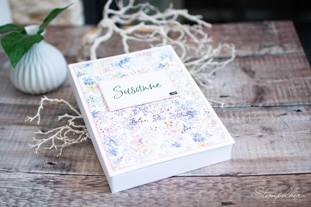 Stampin' Up! - Stempelherz - Alles Schöne und Gute - Stanzformen Floral